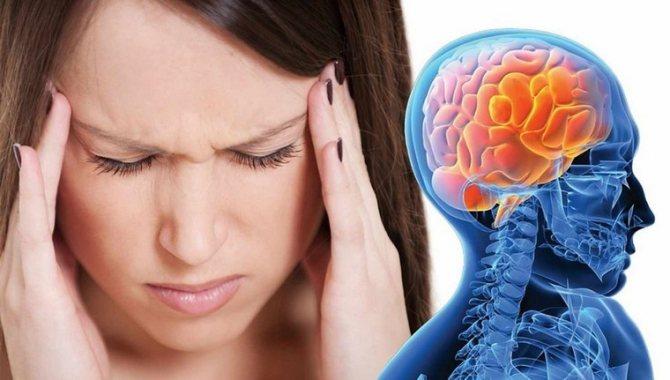 Пульсирующая боль в голове - в левой или правой части, в затылке и висках, причины и лечение